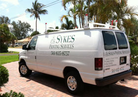 Sykes Painting Services | Painting Contractor Palm Beach FL